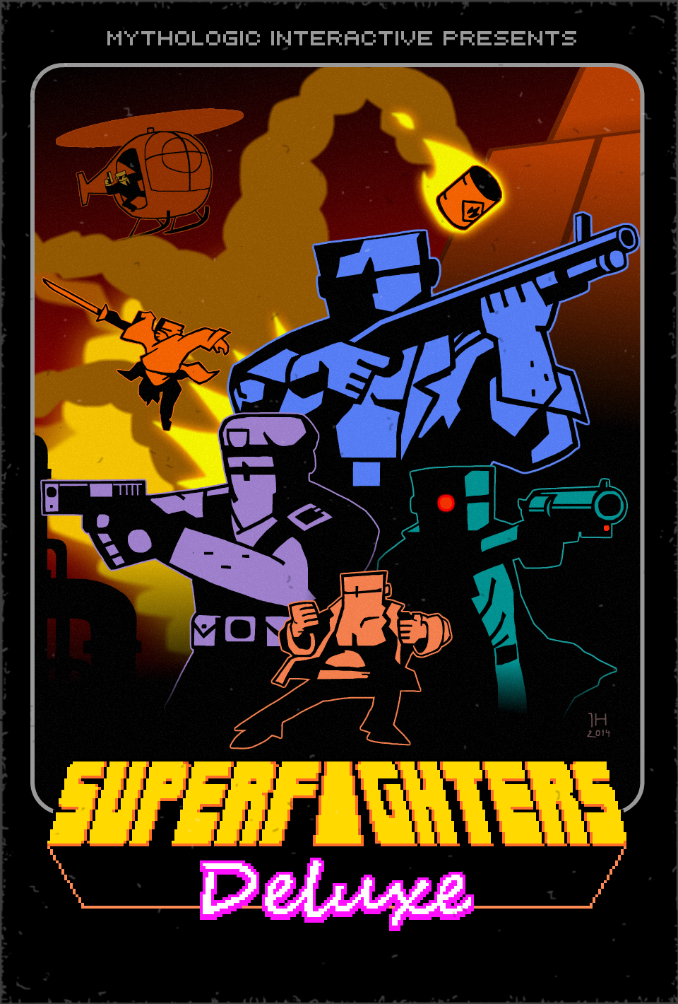 search games superfighters deluxe